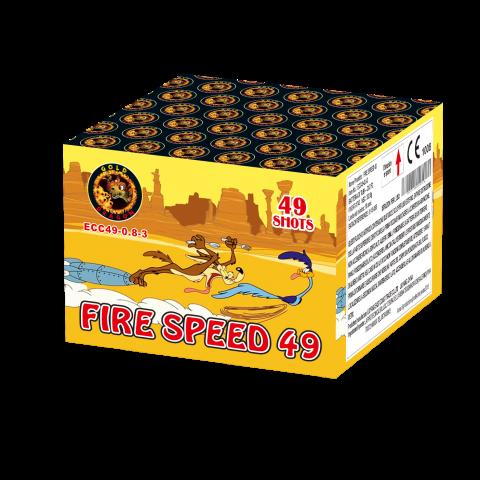 ECC49-0.8-3 FIRESPEED 49 LANCI 20*25*125* F2 8/1