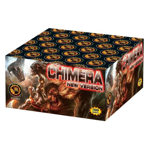 ECH100-3 CHIMERA NEW VERSION 100 LANCI 4/1 F2