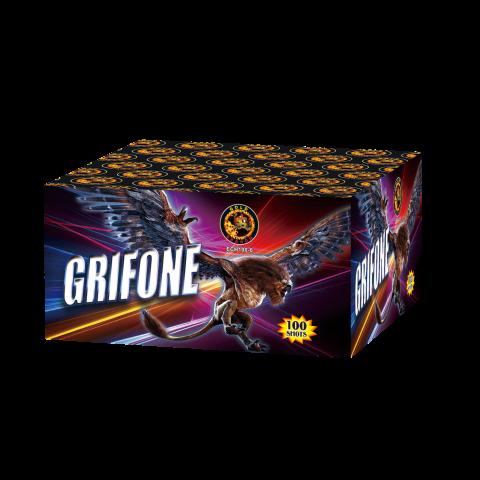 ECHT100-6 GRIFONE 20*25*120* 4/1 100 LANCI F2