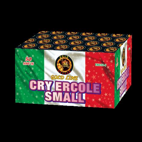 ENC50-6 CRY ERCOLE SMALL F3 4/1 25*30*150* 50 LANCI