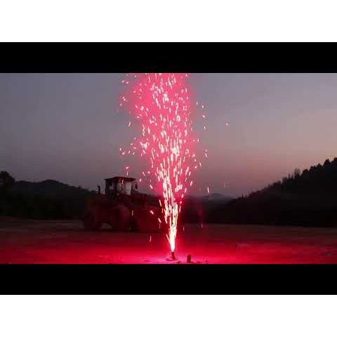 ZX8057 COLOR FOUNTAIN RED 5 MT 8 SEC 36/1 T1