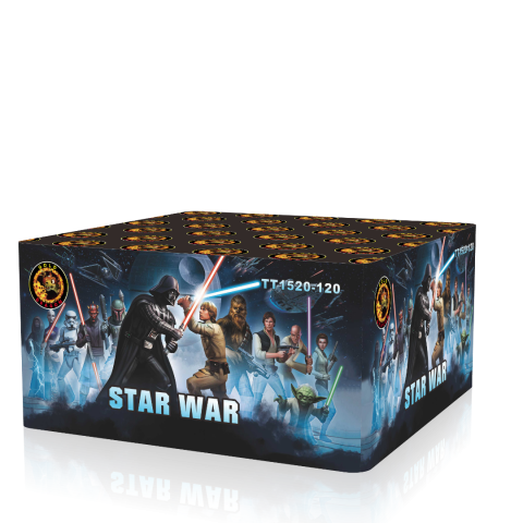 TT1520-120 STAR WAR 20*25*120* F2 4/1 100 LANCI