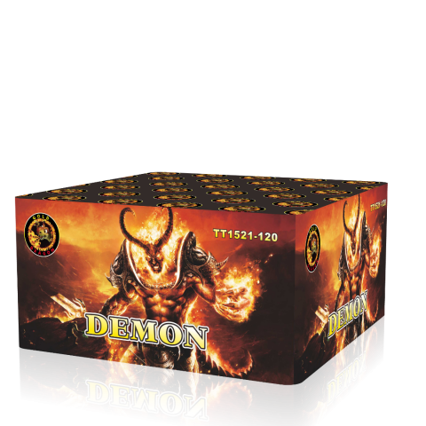 TT1521-120 DEMON 20*25*120* 100 LANCI 4/1 F2