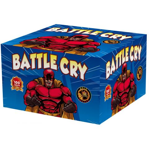 YDCP100-1.2-4 BATTLE CRY 100 LANCI 1/1 30*36*225* F2