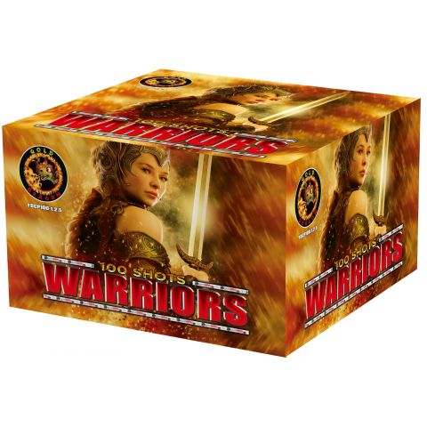 YDCP100-1.2-5 WARRIORS 1/1 100 LANCI F2