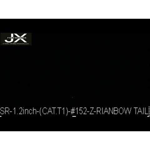 JX-COMB116 RIANBOW TAIL 30*37*225* CAT CE T1 13 LANCI 10/1